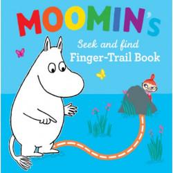 Moomin's Seek and Find Finger-Trail book