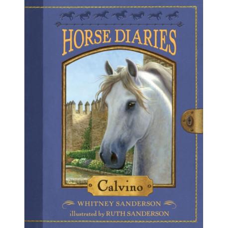 Horse Diaries -14: Calvino: Calvino