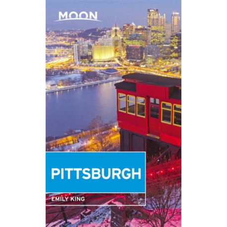Moon Pittsburgh (Fourth Edition)