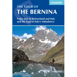 The Tour of the Bernina: 9 day tour in Switzerland and Italy and Tour of Italy's Valmalenco