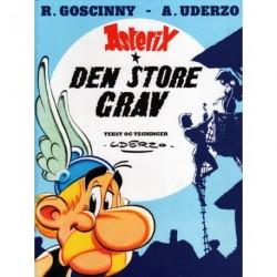 Asterix - Den store grav