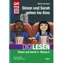 Simon und Sarah gehen ins Kino: Simon und Sarah