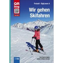 Wir gehen Skifahren: Freizeit