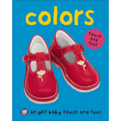 Bright Baby Touch & Feel Colors