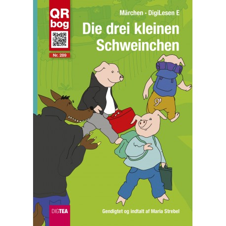 Die drei kleinen Schweinchen: Märchen