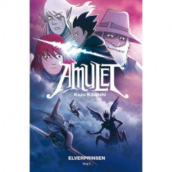 Amulet 5: Elverprinsen