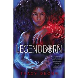 Legendborn: The New York Times bestselling fantasy debut!