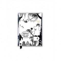 Moomin - Tarzan! Pocket Diary 2021