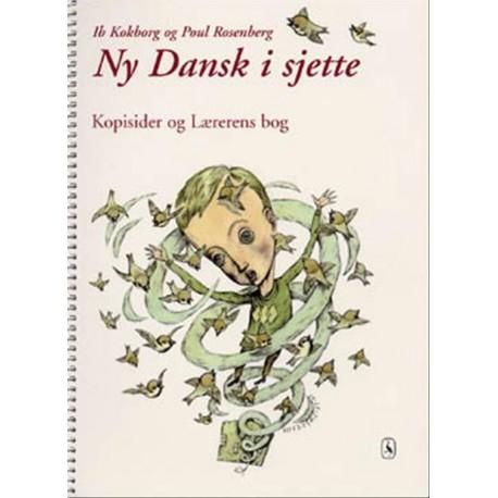 Ny dansk i sjette: grundbog, Kopisider og lærerens bog