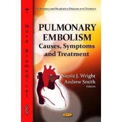 Pulmonary Embolism: Causes, Symptoms & Treatment