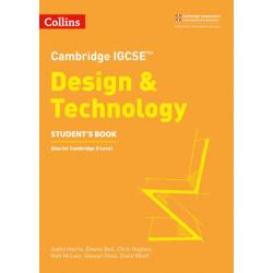 Cambridge IGCSE (TM) Design & Technology Student's Book