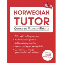 Norwegian Tutor: Grammar and Vocabulary Workbook (Learn Norwegian with Teach Yourself): Advanced beginner to upper intermediate course