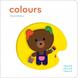 TouchThinkLearn: Colours