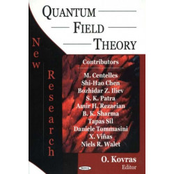 Quantum Field Theory: New Research