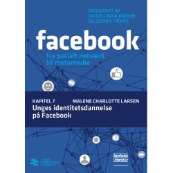 Unges identitetsdannelse på Facebook
