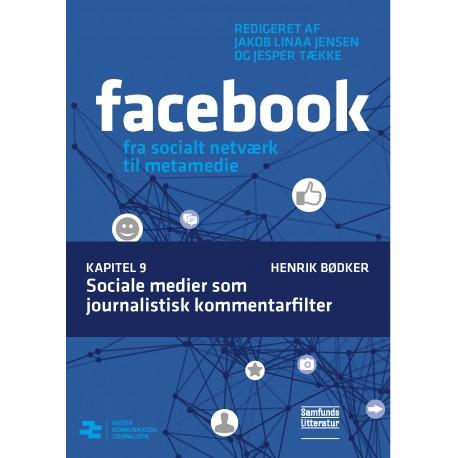 Sociale medier som journalistisk kommentarfilter