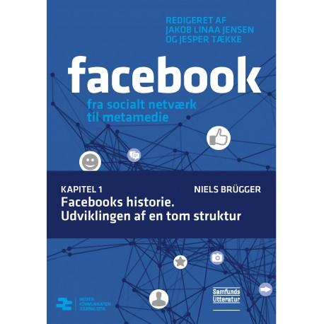 Facebooks historie. Udviklingen af en tom struktur