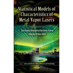 Statistical Models of Characteristics of Metal Vapor Lasers