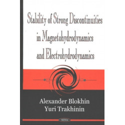 Stability of Strong Discontinuities in Magnetohydrodynamics & Electrohydrodynamics