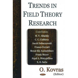 Trends in Field Theory Research