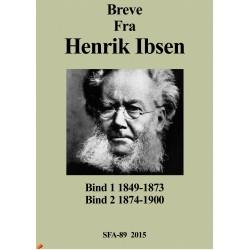 Breve fra Henrik Ibsen