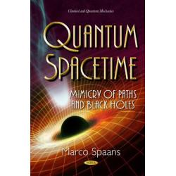 Quantum Spacetime: Mimicry of Paths & Black Holes