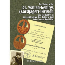 History of the 24. Waffen-Gebirgs Division
