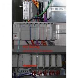 PLC styring