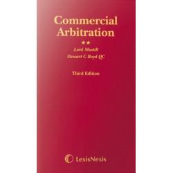 Mustill & Boyd: Commercial Arbitration