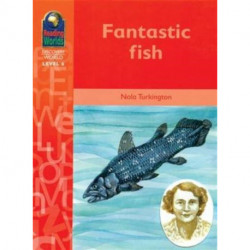 Reading Worlds 6D Fantastic Fish Reader