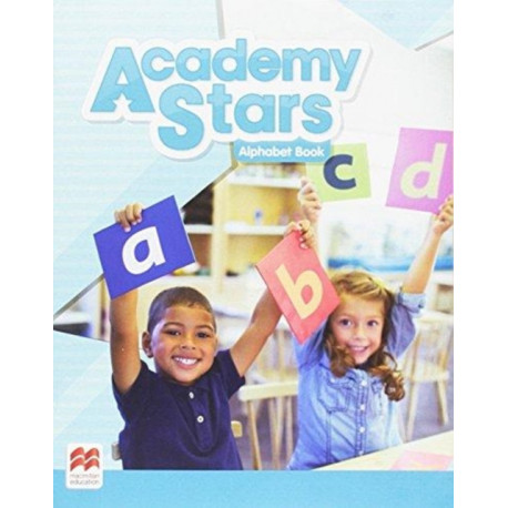 Academy Stars Starter Level Alphabet Book