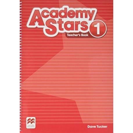 Academy Stars Level 1 Teacher's Book Pack