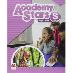 Academy Stars Starter Level Pupil's Book Pack without Alphabet Book