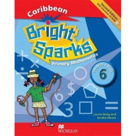Bright Sparks 2nd Edition Students Book 6 with CD-ROM