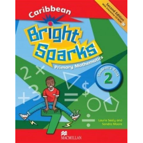 Bright Sparks 2nd Edition Students Book 2 with CD-ROM
