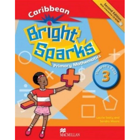 Bright Sparks 2nd Edition Students Book 3 with CD-ROM