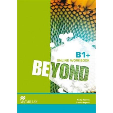 Beyond B1+ Online Workbook