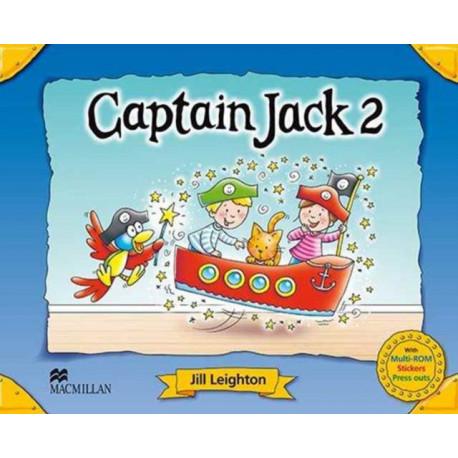Captain Jack Level 2 Pupils Book Pack
