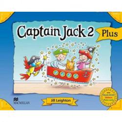 Captain Jack Level 2 Pupils Book Plus Pack