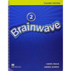 Brainwave Level 2 Teacher Edition Pack