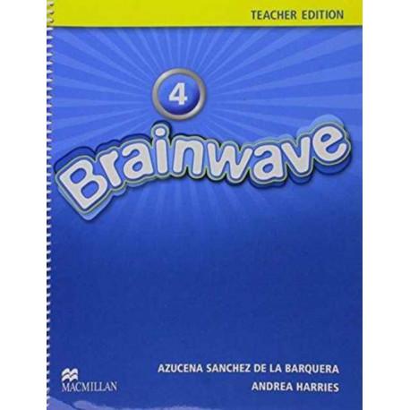 Brainwave Level 4 Teacher Edition Pack
