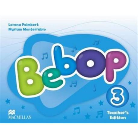 Bebop Level 3 Teacher's Edition Pack