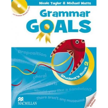 American Grammar Goals Level 2 Student's Book Pack