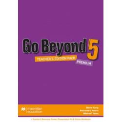 Go Beyond Teacher's Edition Premium Pack 5