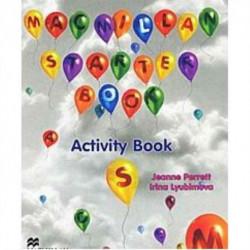 The Macmillan Starter Book Activity Book Russia