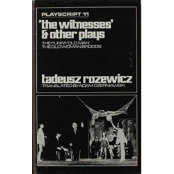 Witnesses and Other Plays