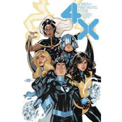 X-men/fantastic Four: 4x