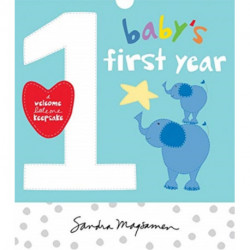 Baby's First Year: A Welcome Little One Keepsake