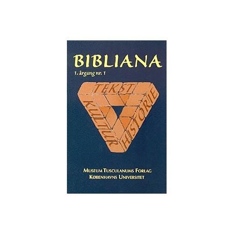 Bibliana: Tekst - Kultur - Historie
