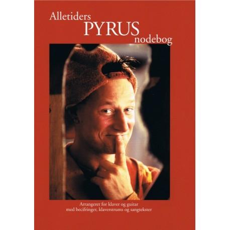Alletiders Pyrus nodebog: noder, becifringer og tekst til 41 Pyrus sange